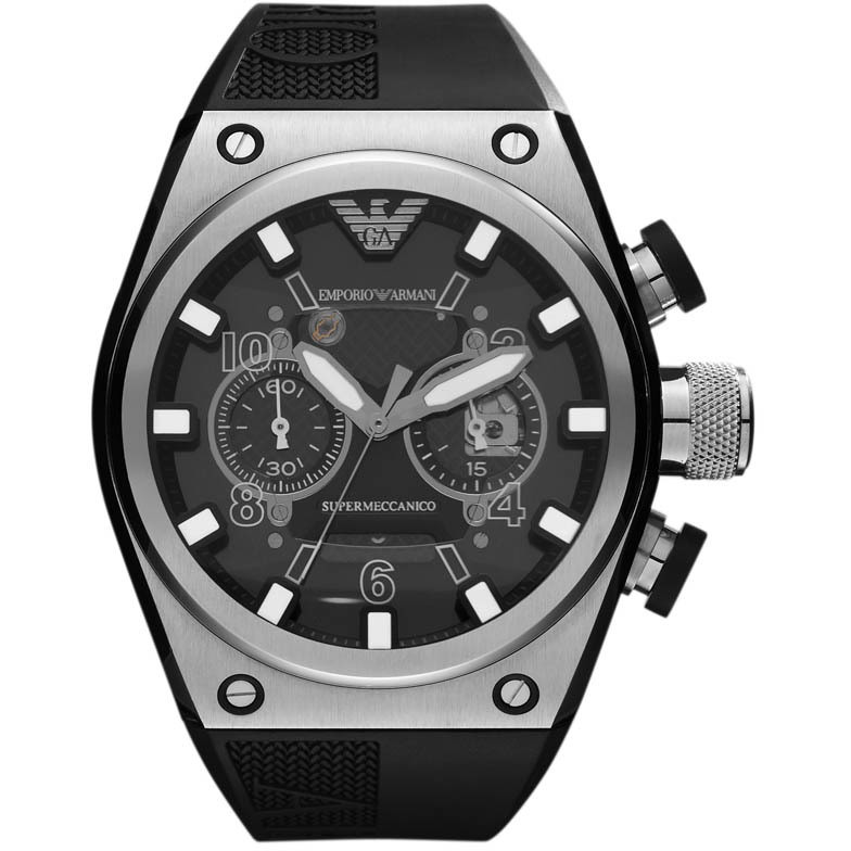 montre chronographe homme Emporio Armani AR4902