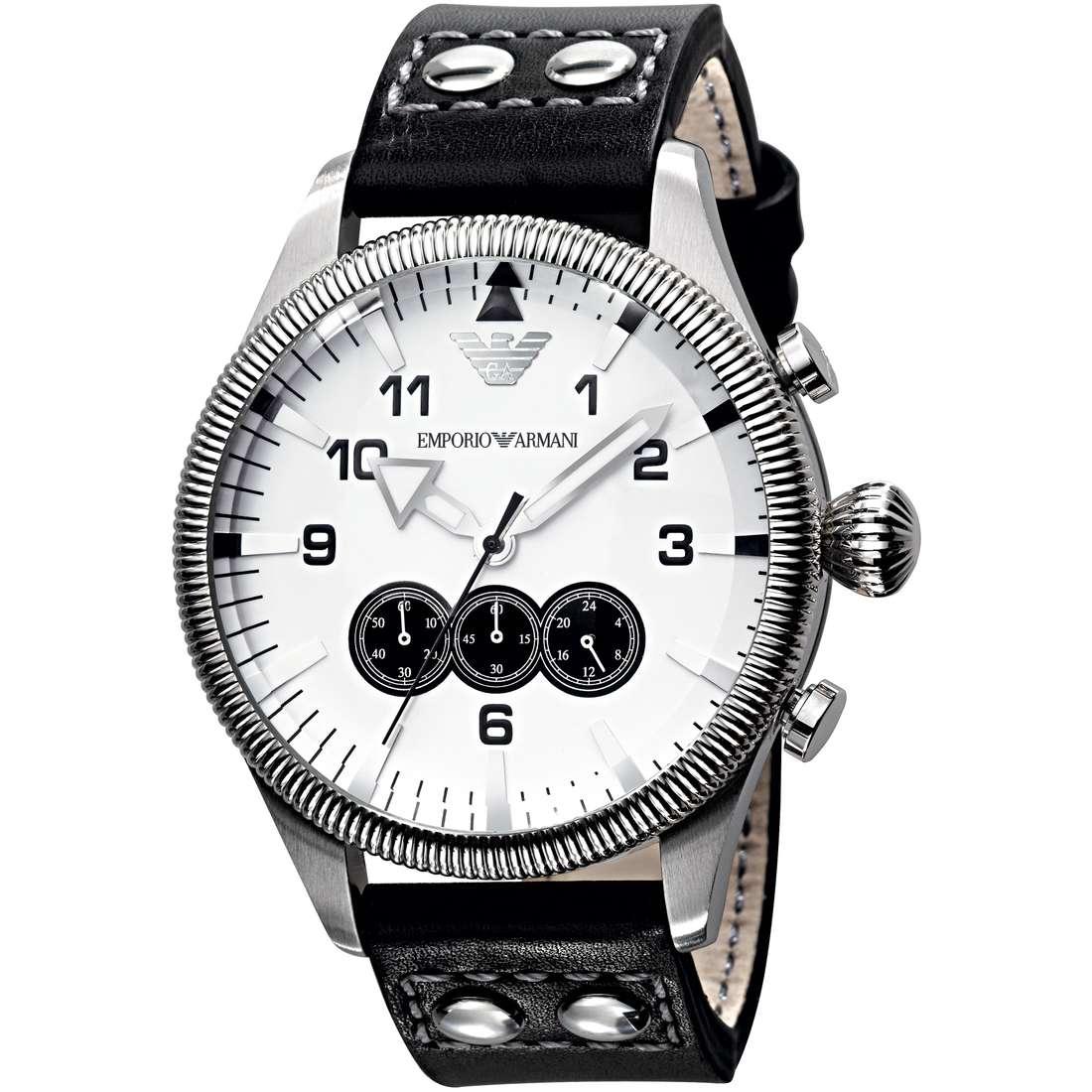 montre chronographe homme Emporio Armani AR5836