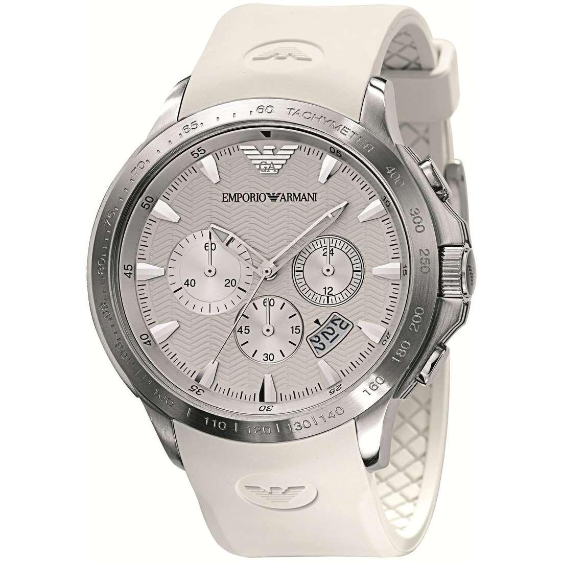 montre chronographe homme Emporio Armani AR5850