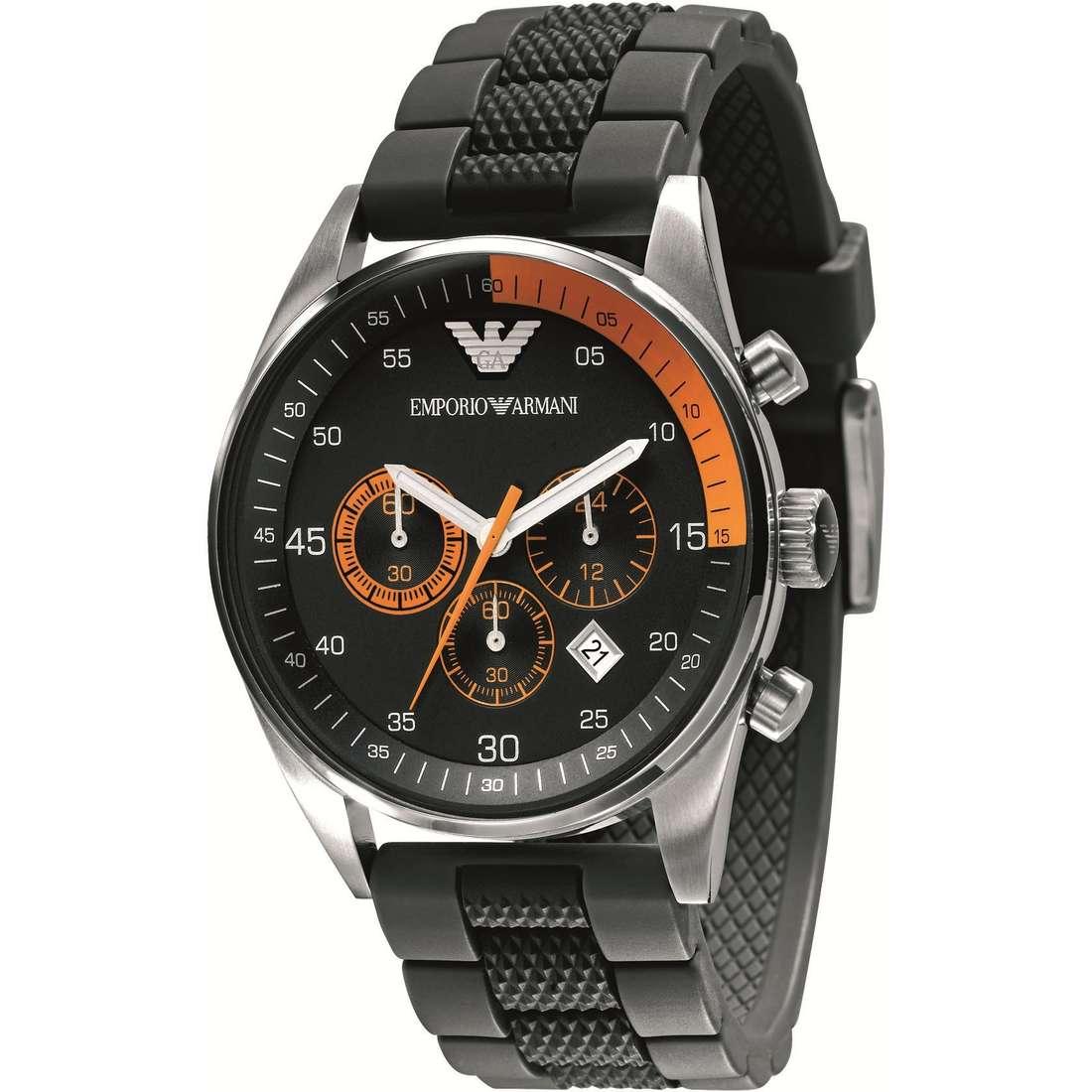 montre chronographe homme Emporio Armani AR5878