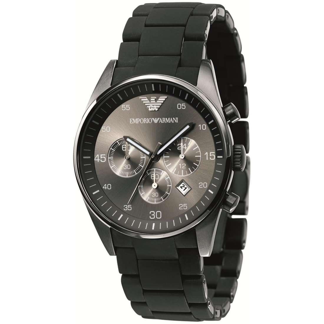 montre chronographe homme Emporio Armani AR5889