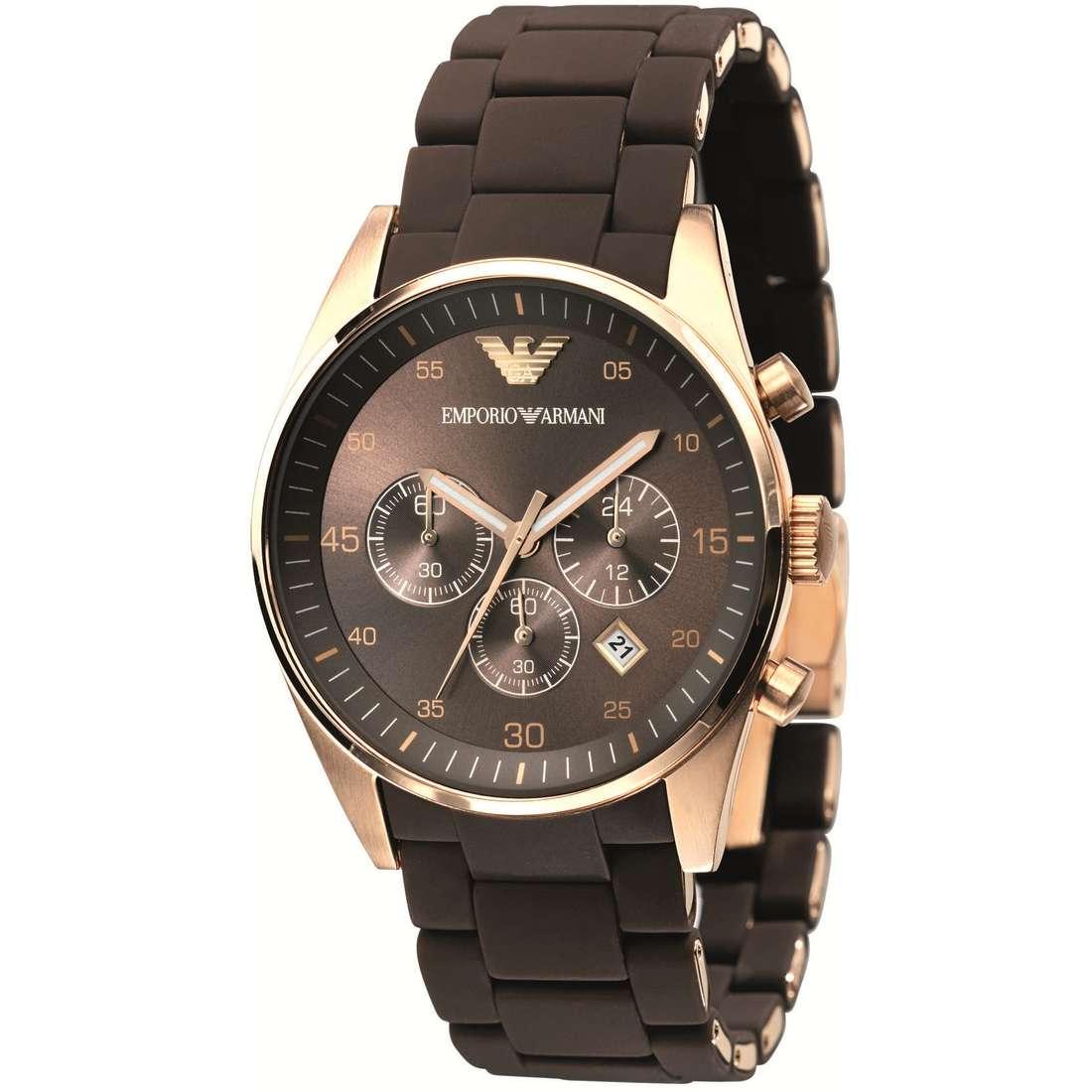 montre chronographe homme Emporio Armani AR5890