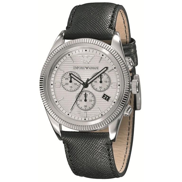 montre chronographe homme Emporio Armani AR5895