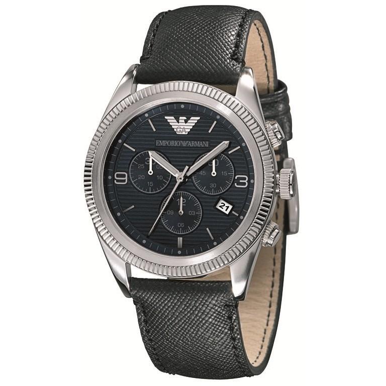 montre chronographe homme Emporio Armani AR5896