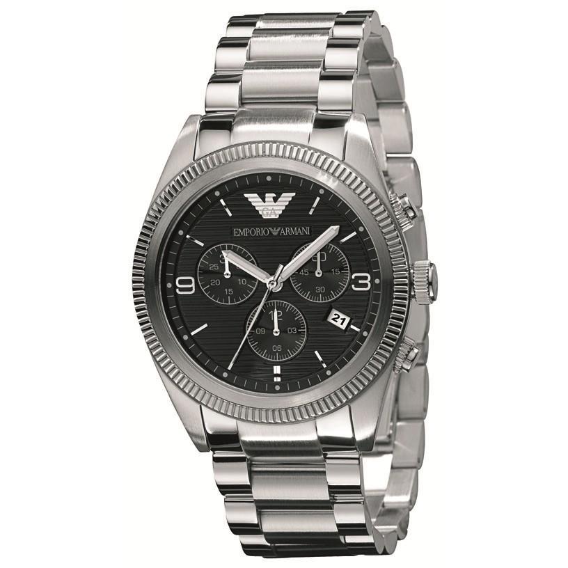 montre chronographe homme Emporio Armani AR5897