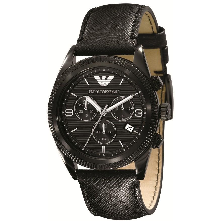 montre chronographe homme Emporio Armani AR5904