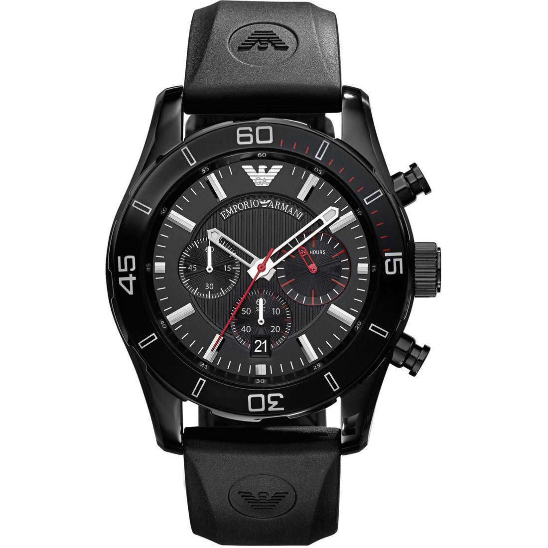 montre chronographe homme Emporio Armani AR5948