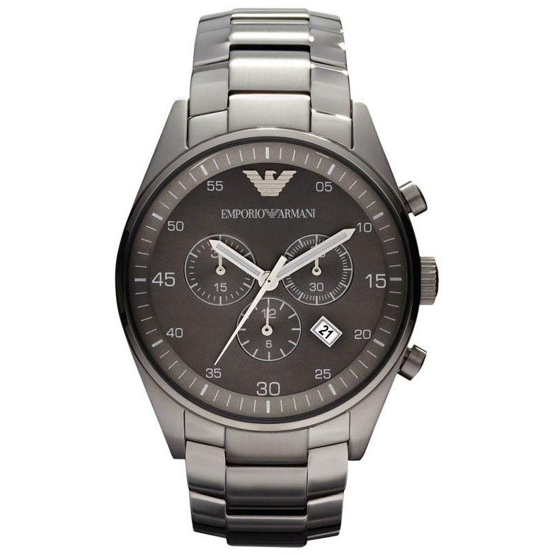 montre chronographe homme Emporio Armani AR5964
