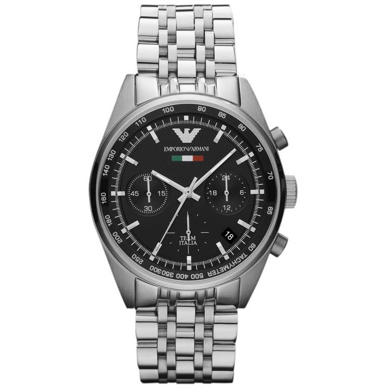 montre chronographe homme Emporio Armani AR5984