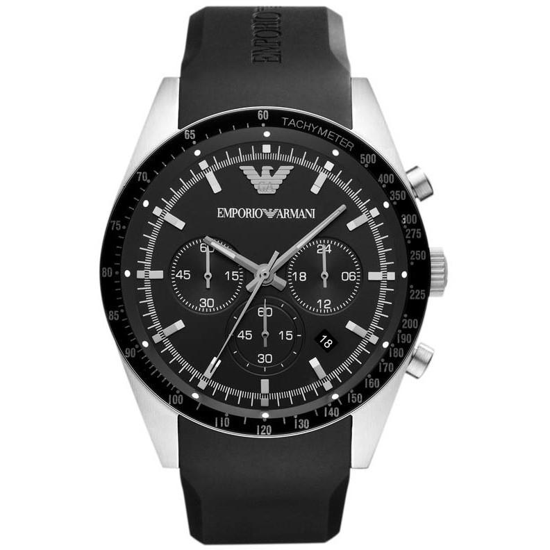 montre chronographe homme Emporio Armani AR5985