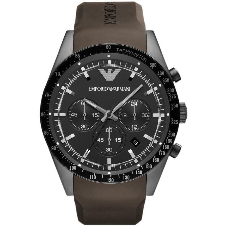 montre chronographe homme Emporio Armani AR5986