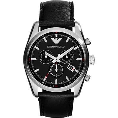 montre chronographe homme Emporio Armani AR6009
