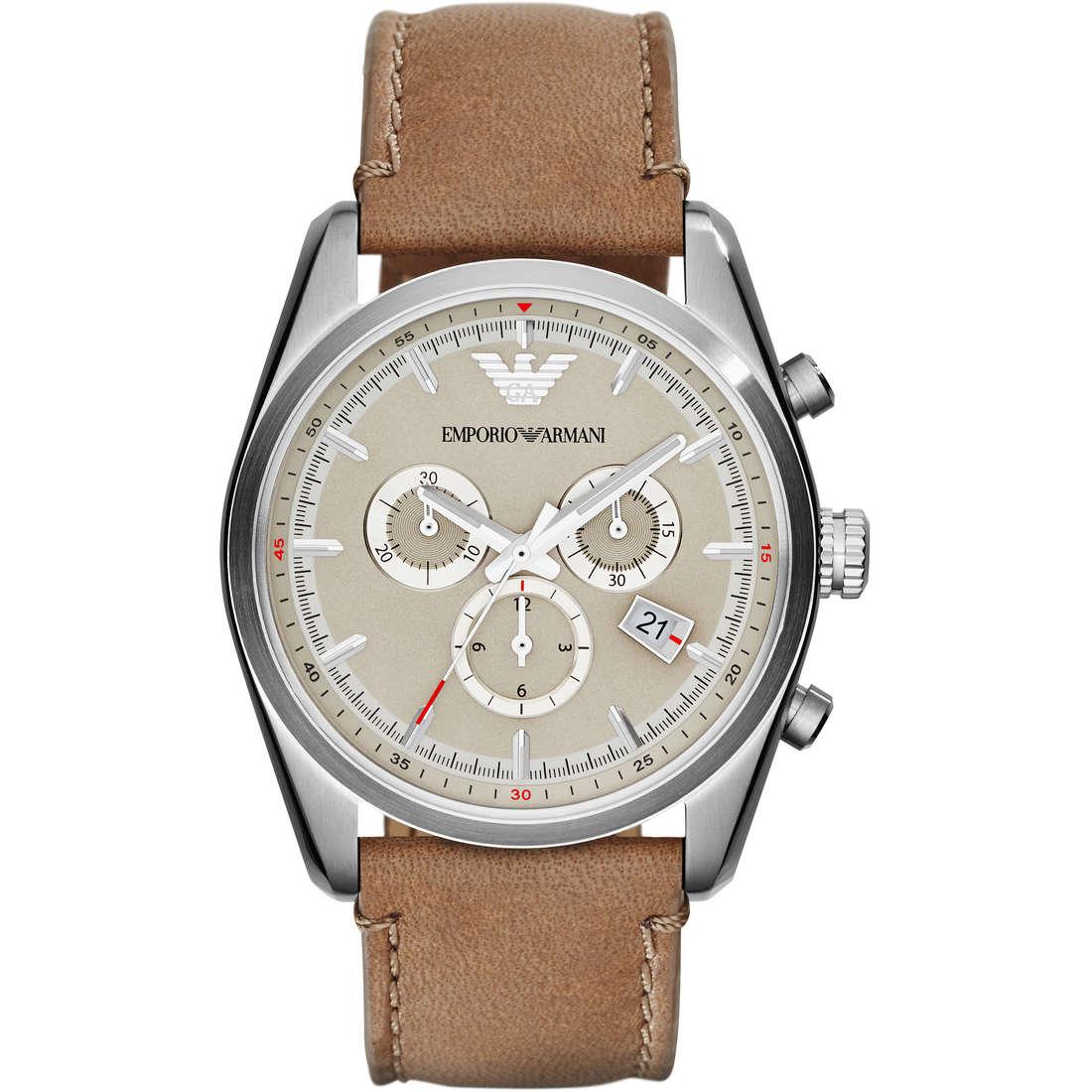 montre chronographe homme Emporio Armani AR6040