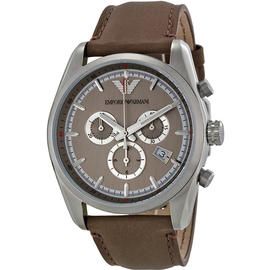 montre chronographe homme Emporio Armani AR6042