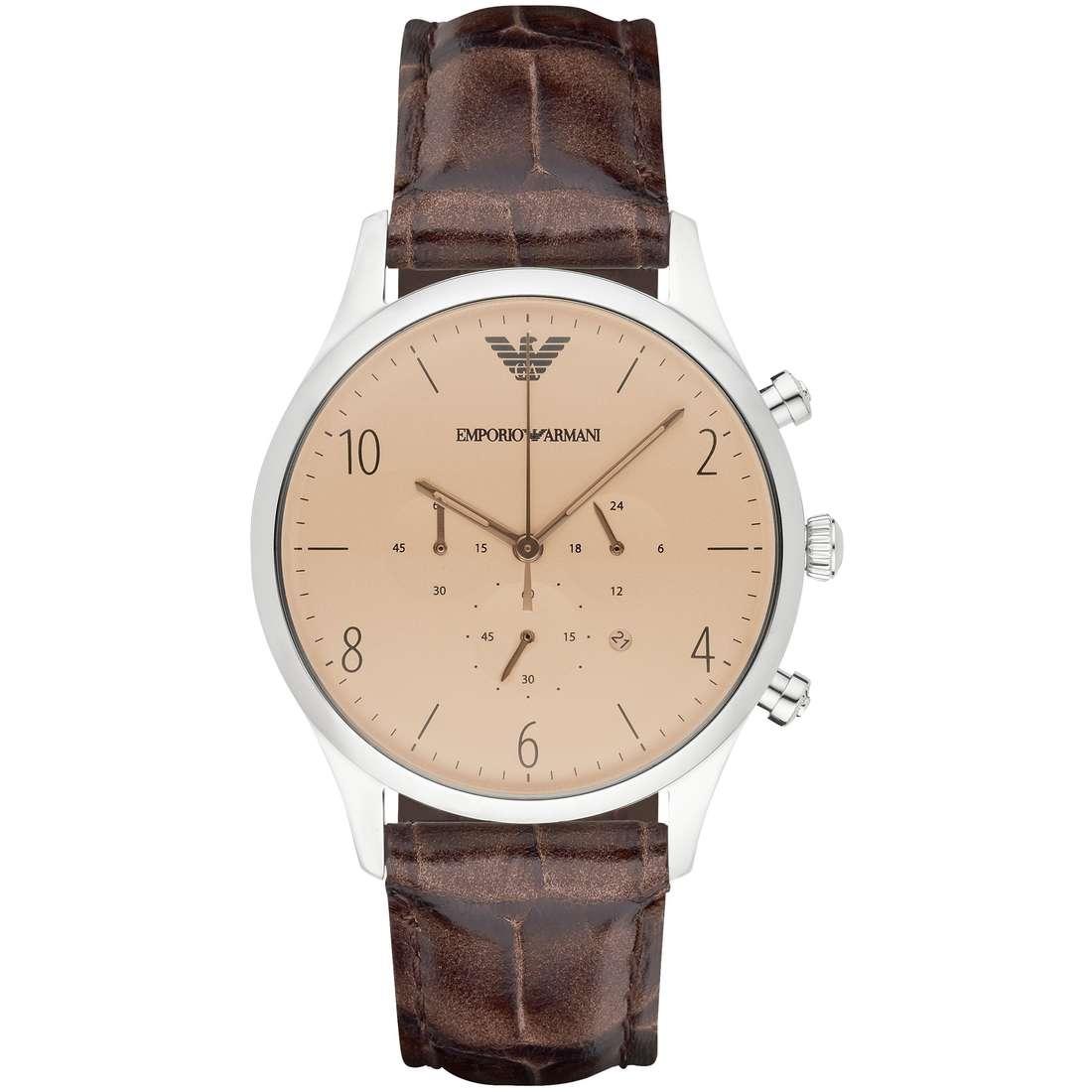 montre chronographe homme Emporio Armani Beta AR1878