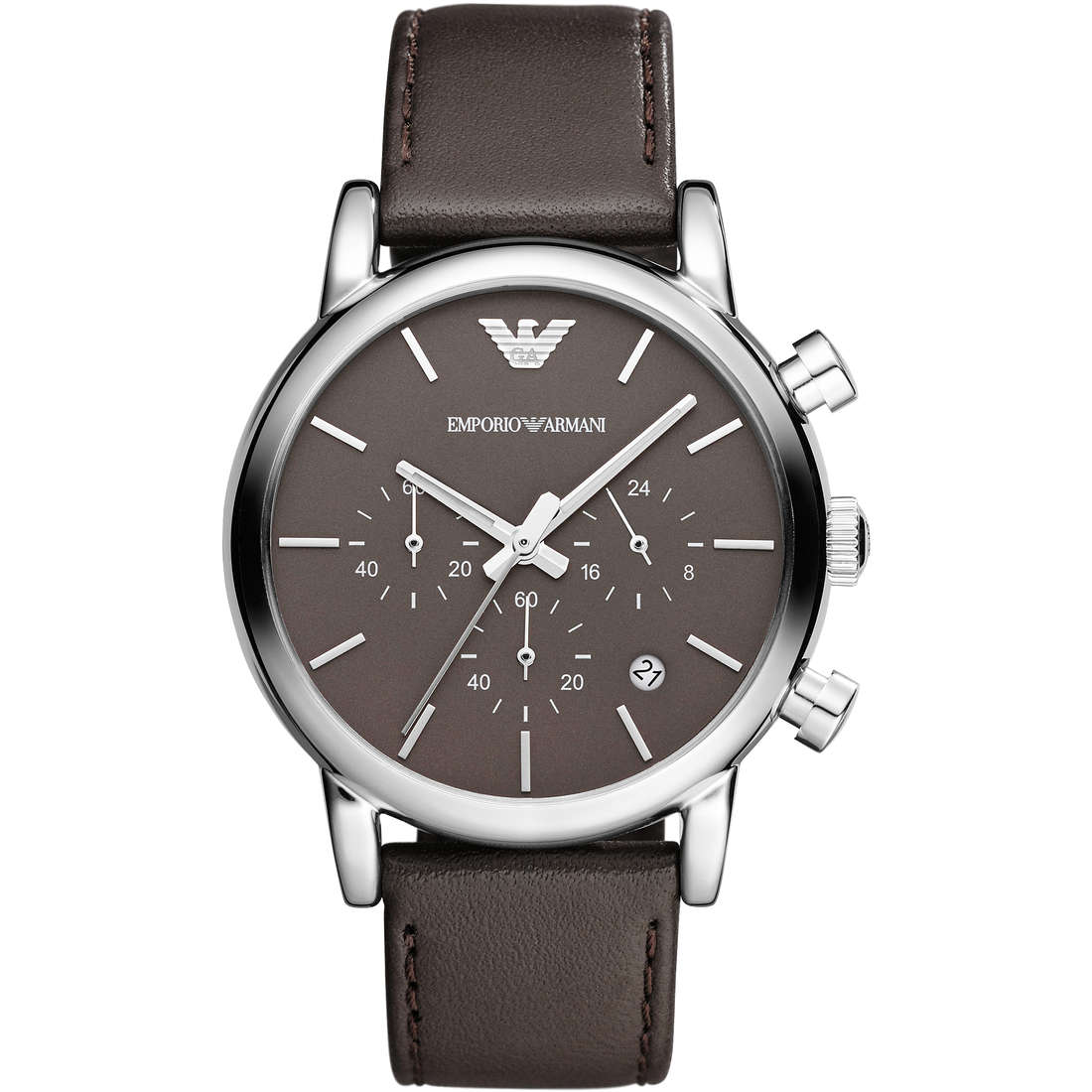 montre chronographe homme Emporio Armani Fall 2013 AR1734