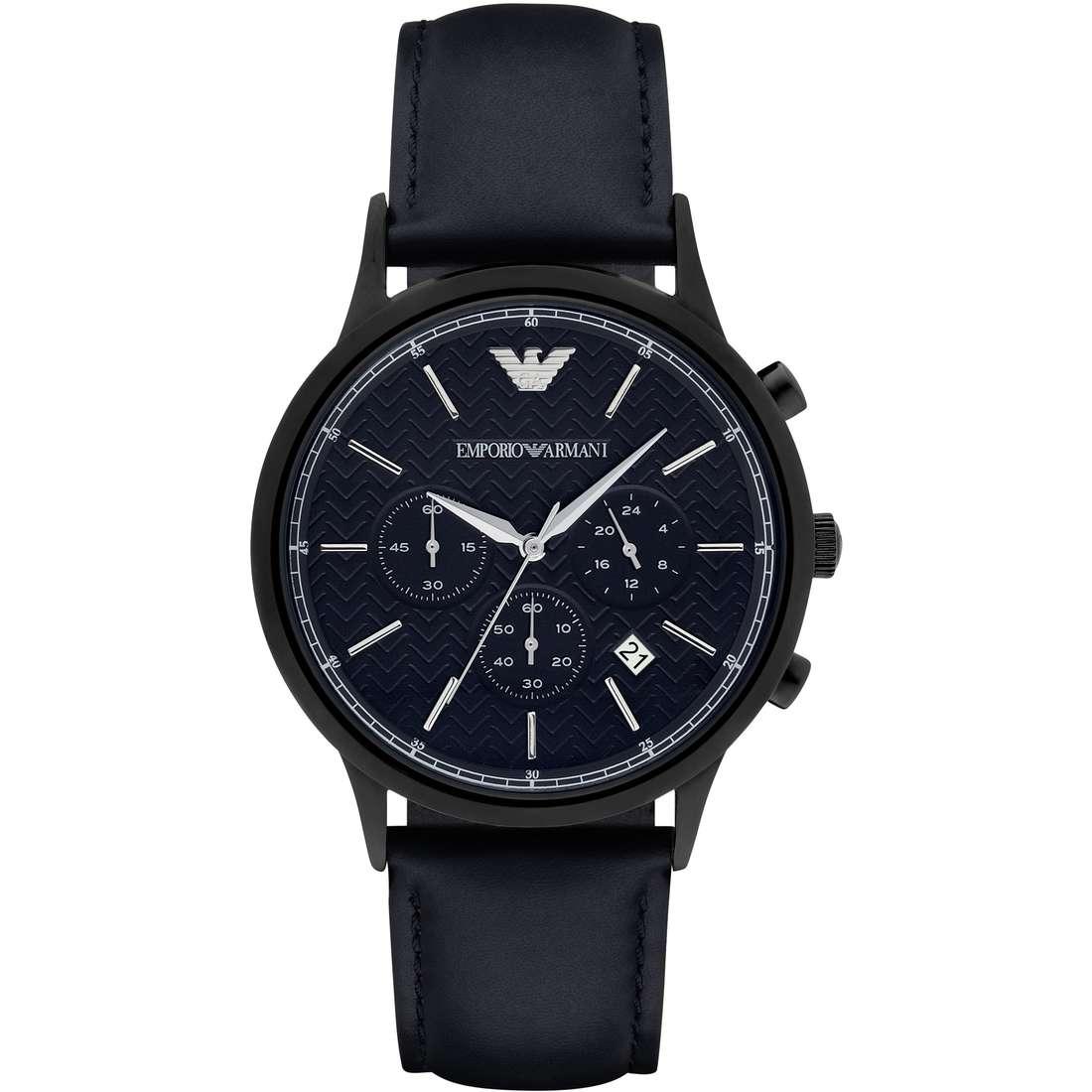montre chronographe homme Emporio Armani Holiday AR2481