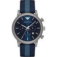 montre chronographe homme Emporio Armani Luigi AR1949