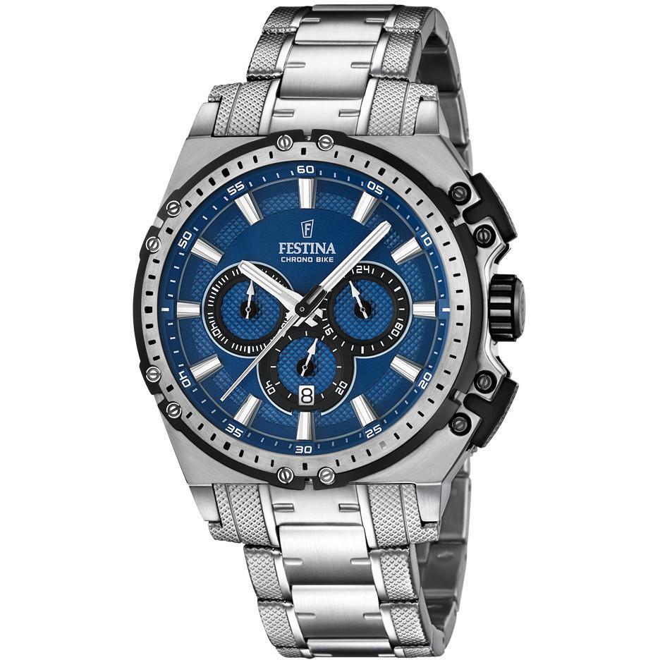 montre chronographe homme Festina Chrono Bike F169682