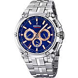 montre chronographe homme Festina Chrono Bike F20327/4