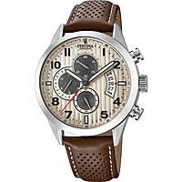 montre chronographe homme Festina Chrono Sport F20271/2