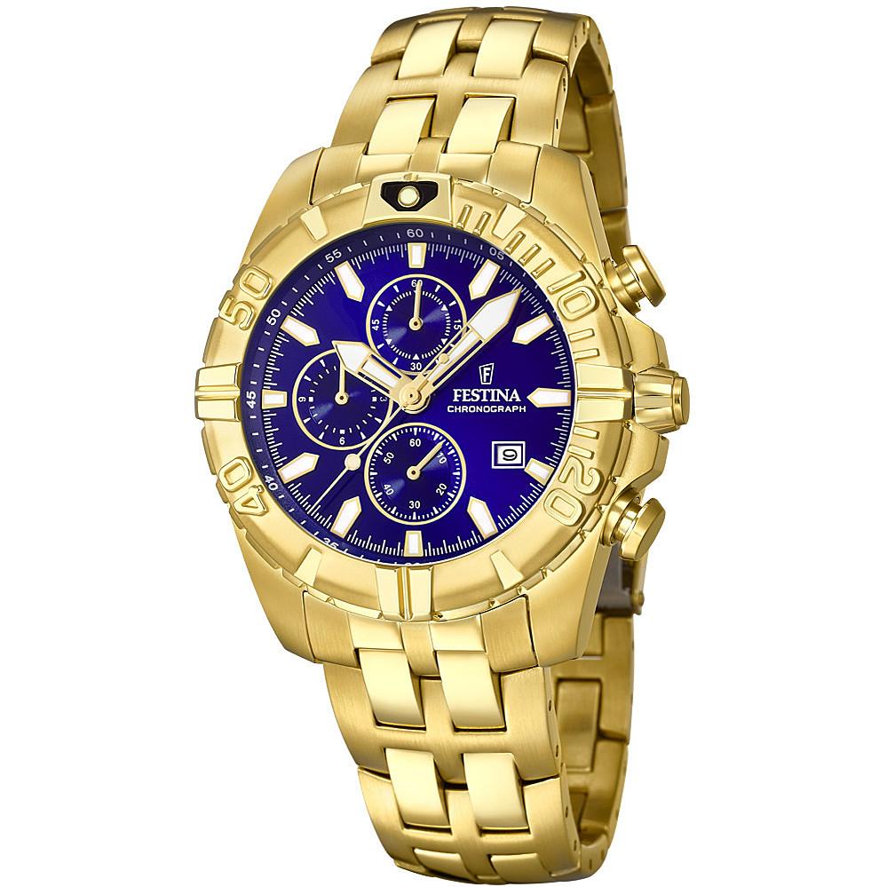 bd2de55a3e821 montre chronographe homme Festina Chrono Sport F20356/3. zoom