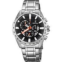 montre chronographe homme Festina Chrono Sport F6864/4