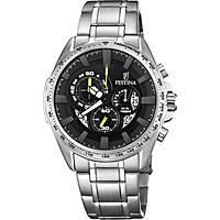 montre chronographe homme Festina Chrono Sport F6864/6