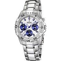 montre chronographe homme Festina Estuche F16635/1
