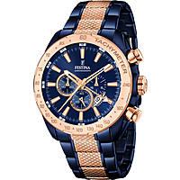 montre chronographe homme Festina Prestige F16886/1