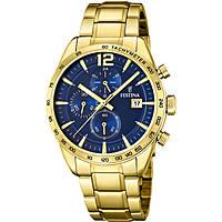 montre chronographe homme Festina Prestige F20266/2