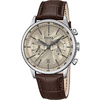 montre chronographe homme Festina Retro F16893/3