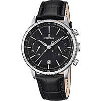 montre chronographe homme Festina Retro F16893/4
