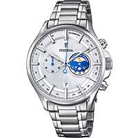 montre chronographe homme Festina Retro F6852/1