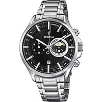 montre chronographe homme Festina Retro F6852/3