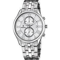 montre chronographe homme Festina Retro F6854/1