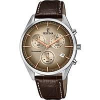 montre chronographe homme Festina Retro F6860/2