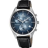 montre chronographe homme Festina Retro F6860/3
