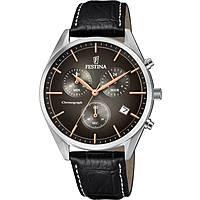 montre chronographe homme Festina Retro F6860/4