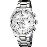 montre chronographe homme Festina Timeless Chronograph F16759/1