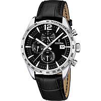 montre chronographe homme Festina Timeless Chronograph F16760/4