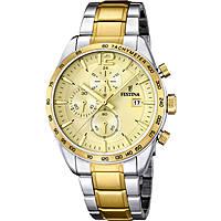 montre chronographe homme Festina Timeless Chronograph F16761/1