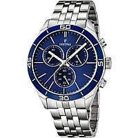 montre chronographe homme Festina Timeless Chronograph F16762/2