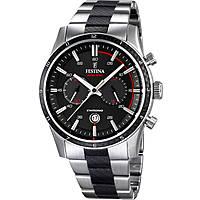 montre chronographe homme Festina Timeless Chronograph F16819/3