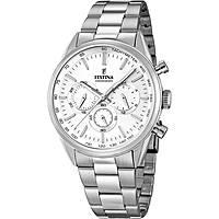 montre chronographe homme Festina Timeless Chronograph F16820/1