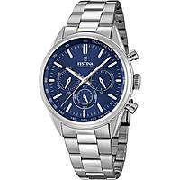 montre chronographe homme Festina Timeless Chronograph F16820/2