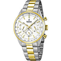 montre chronographe homme Festina Timeless Chronograph F16821/1