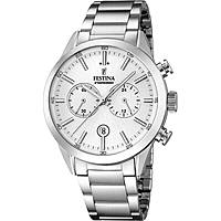 montre chronographe homme Festina Timeless Chronograph F16826/1