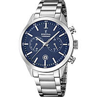 montre chronographe homme Festina Timeless Chronograph F16826/2