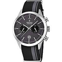 montre chronographe homme Festina Timeless Chronograph F16827/1